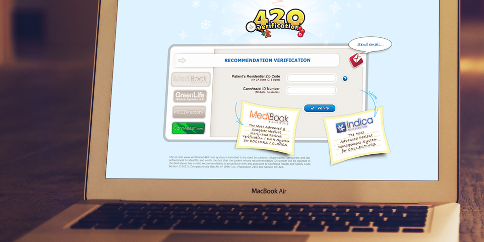 Verification 420